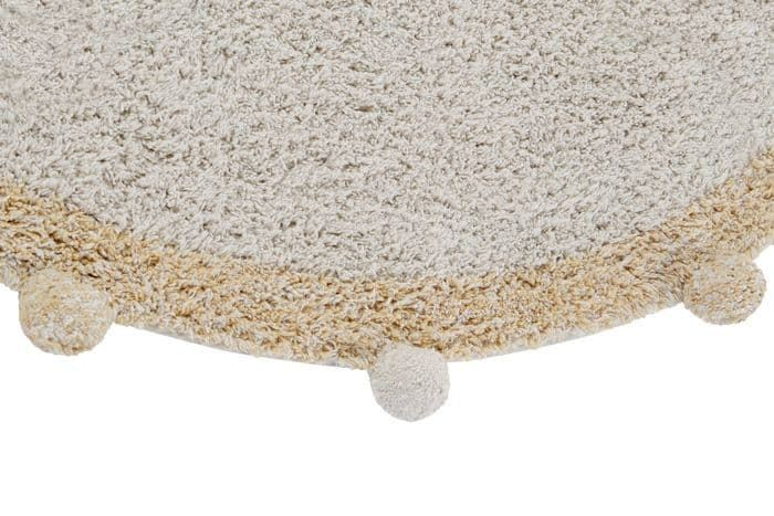 Alfombra Lavable Bubbly Natural - Honey - Imagen 2